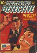 Exciting Detective (1940-1943 Better Publications) Pulp Vol. 6 #2