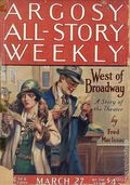 Argosy Part 3: Argosy All-Story Weekly (1920-1929 Munsey/William T. Dewart) Mar 27 1926