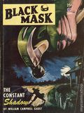 Black Mask (1920-1951 Pro-Distributors/Popular) Black Mask Detective Pulp Jul 1947