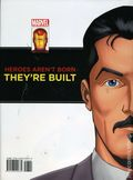 Invincible Iron Man An Origin Story HC (2011 Marvel) 1st Edition 1-1ST