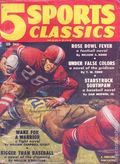 5 Sports Classics Magazine (1950-1951 Better Publications) Pulp Vol. 13 #3