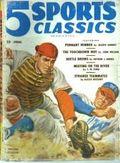5 Sports Classics Magazine (1950-1951 Better Publications) Pulp Vol. 14 #2