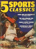 5 Sports Classics Magazine (1950-1951 Better Publications) Pulp Vol. 14 #3