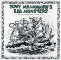 Tony Millionaire's Sea Monsters Coloring Book SC (2018 Archaia) 1-1ST