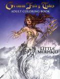 Grimm Fairy Tales Adult Coloring Book The Little Mermaid SC (2018 Zenescope) 1-1ST