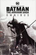 Batman The Arkham Saga Omnibus HC (2018 DC) 1-1ST