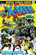 Uncanny X-Men (1963 1st Series) Mark Jewelers 96MJ
