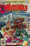 Werewolf by Night (1972 1st Series) Mark Jewelers 39MJ