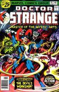 Doctor Strange (1974 2nd Series) Mark Jewelers 15MJ