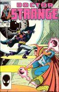 Doctor Strange (1974 2nd Series) Mark Jewelers 68MJ