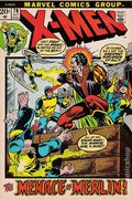 Uncanny X-Men (1963 1st Series) Mark Jewelers 78MJ