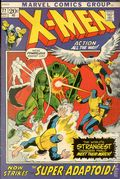 Uncanny X-Men (1963 1st Series) Mark Jewelers 77MJ