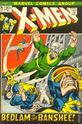 Uncanny X-Men (1963 1st Series) Mark Jewelers 76MJ