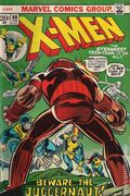 Uncanny X-Men (1963 1st Series) Mark Jewelers 80MJ