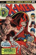 Uncanny X-Men (1963 1st Series) Mark Jewelers 81MJ