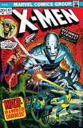Uncanny X-Men (1963 1st Series) Mark Jewelers 82MJ
