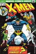 Uncanny X-Men (1963 1st Series) Mark Jewelers 87MJ
