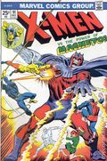 Uncanny X-Men (1963 1st Series) Mark Jewelers 91MJ