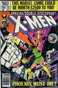 Uncanny X-Men (1963 1st Series) Mark Jewelers 137MJ