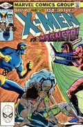 Uncanny X-Men (1963 1st Series) Mark Jewelers 150MJ