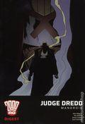 Judge Dredd Mandroid TPB (2018 A Rebellion Digest) 1-1ST