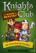 Knights Club The Bands of Bravery GN (2018 Quirk Books) Comic Quests 1-1ST