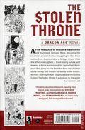 Dragon Age The Stolen Throne HC (2018 A Dark Horse Novel) 1-1ST
