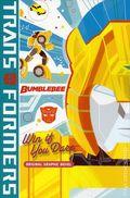Transformers Bumblebee Win if You Dare TPB (2018 IDW) 1-1ST
