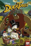 DuckTales Quests and Quacks TPB (2018 IDW) 1-1ST