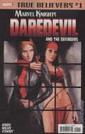 True Believers Daredevil and The Defenders (2018 Marvel) 1
