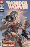 Wonder Woman (2016 5th Series) 54A