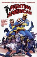 Fighting American TPB (2018 Titan Comics) By Gordon Rennie 2-1ST