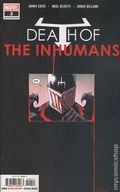 Death of the Inhumans (2018 Marvel) 2C