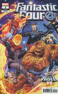 Fantastic Four (2018 6th Series) 2D