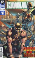 Hawkman (2018 DC) 4A