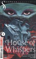 House of Whispers (2018 DC) 1A