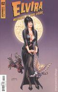 Elvira Mistress of the Dark (2018 Dynamite) 2A