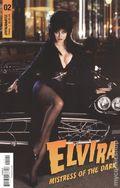 Elvira Mistress of the Dark (2018 Dynamite) 2D