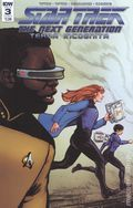 Star Trek The Next Generation Terra Incognita (2018 IDW) 3A