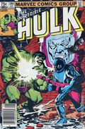 Incredible Hulk (1962-1999 1st Series) Canadian Price Variant 286