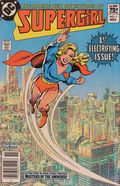 Supergirl (1982 2nd Series) Canadian Price Variant 1