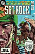 Sgt. Rock (1977) Mark Jewelers 379MJ