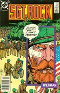 Sgt. Rock (1977) Mark Jewelers 402MJ