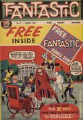 Fantastic (1967) Marvel UK 3