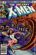 Uncanny X-Men (1963 1st Series) Mark Jewelers 163MJ