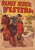 Range Riders Western (1938-1953 Better Publications) Pulp Vol. 19 #2