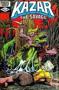 Ka-Zar the Savage (1981) 18