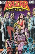 Ka-Zar the Savage (1981 Marvel) 23