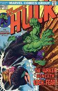Incredible Hulk (1962-1999 1st Series) Mark Jewelers 192MJ