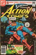 Action Comics (1938 DC) Mark Jewelers 513MJ